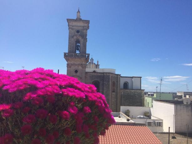Appartamenti con vista centro storico Matino, Puglia