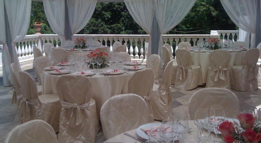 Ideale per cerimonie e matrimoni