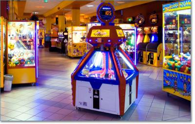 Amusementpark with Game-room in Naples, Last Minute