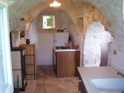 Dimora Casedda 5+1, Locazione in Puglia