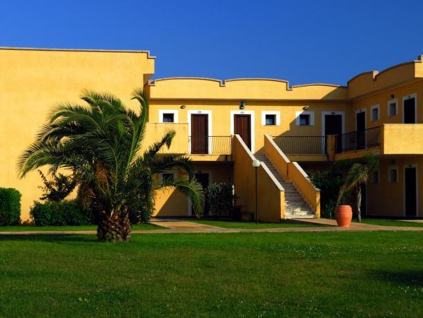 L'Eucalipto hotel villaggio 4stelle di lusso