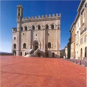 Palio dei Ceri or Palio dei Balestrieri in Gubbio