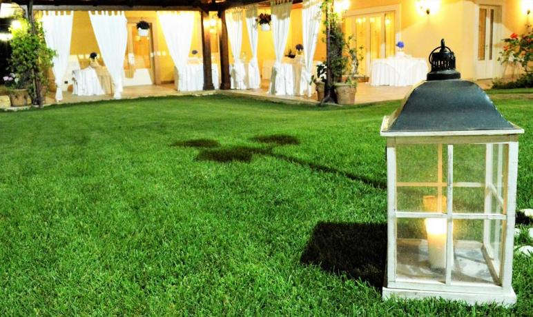 Resort con giardino e centro benessere in Puglia