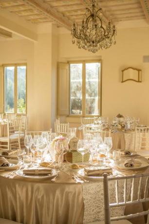 Villa con saloni 200persone per eventi privati Perugia-Piscille