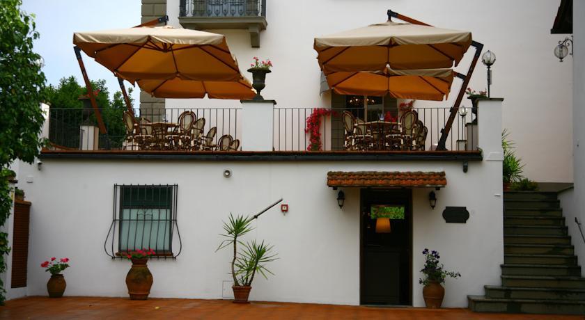 ristorante per cene Villa chianti vicino Firenze