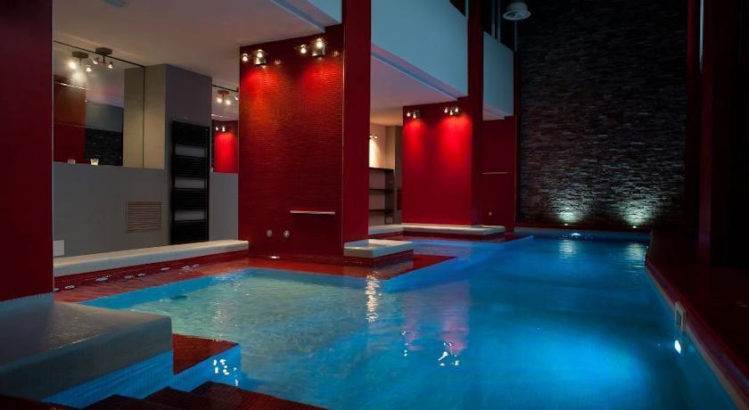 Hotel piscina coperta a Bardonecchia