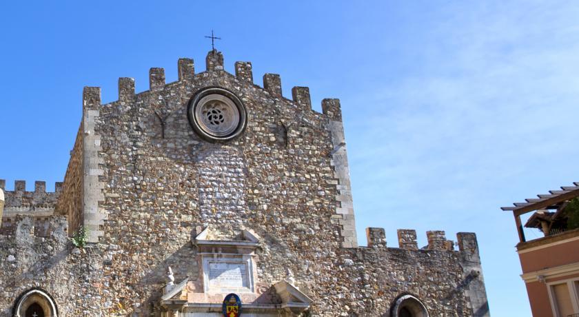 B&B vicino al Duomo di Taormina