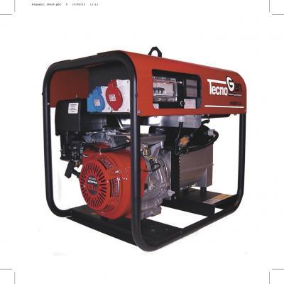 Noleggio generatori trifase Umbria