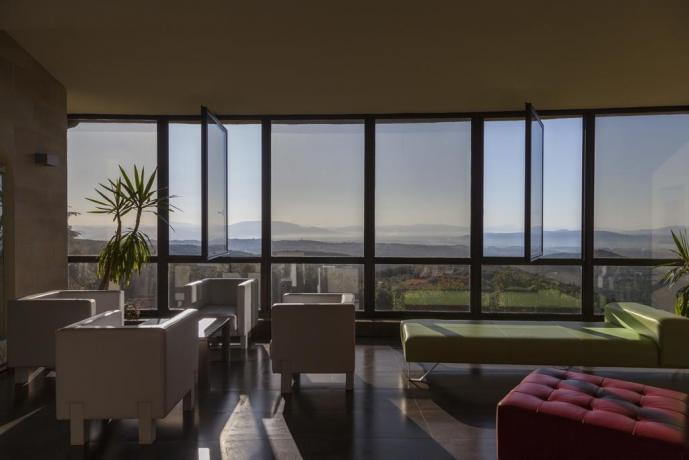 Hotel con vista panoramica