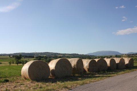 Agriturismo in campagna in Umbria