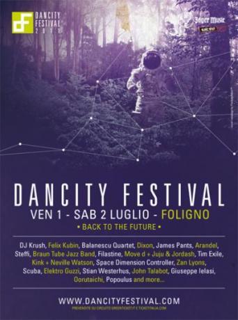 Dancity festival 2011