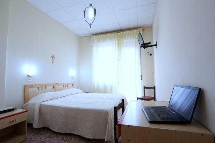 Camera matrimionale Hotel in Abruzzo