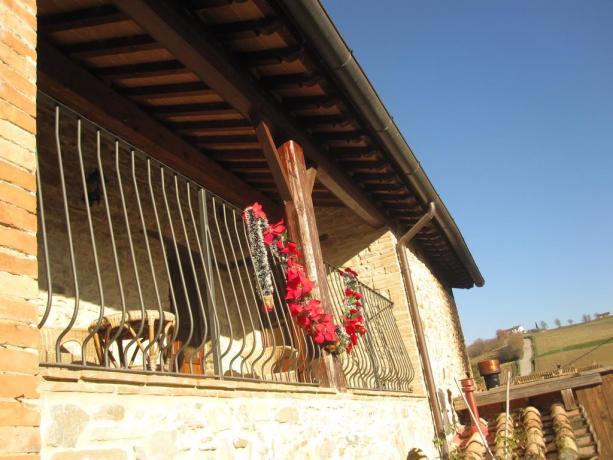 B&B con appartamenti vacanza a Montone