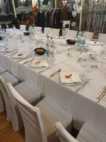 Ristorante per Cerimonie, Lauree e Battesimi - Assisi