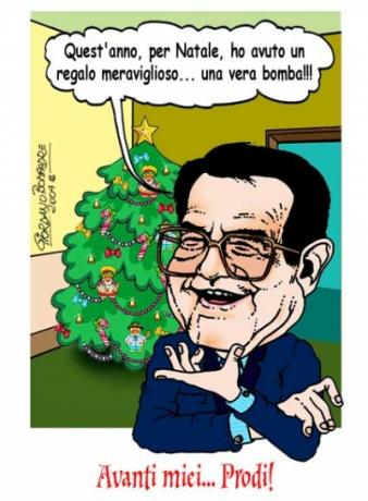Vignetta   Natale   Umorismo   Fumetti   Satira