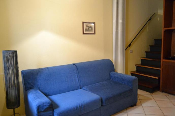 Appartamento Vacanza con divano letto