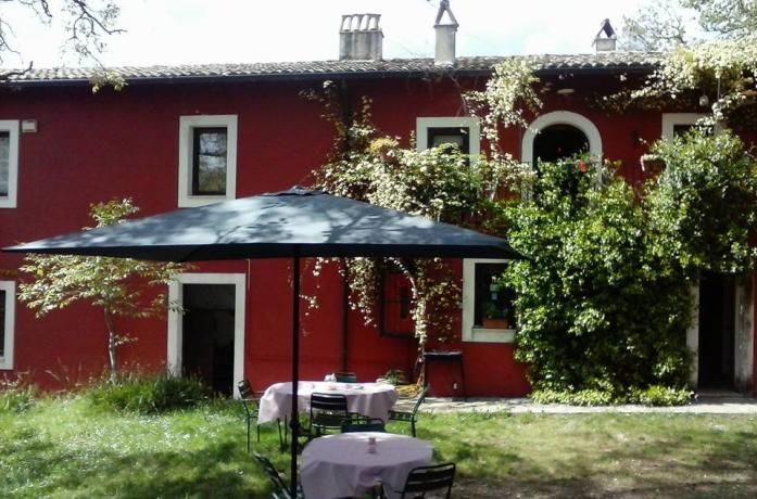 La casa dal giardino