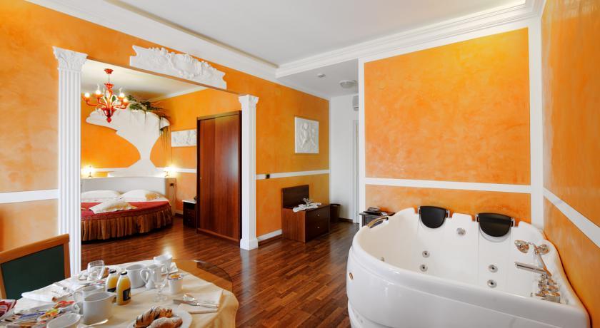 Vasca idromassaggio Jacuzzi 2 posti in camera/suite