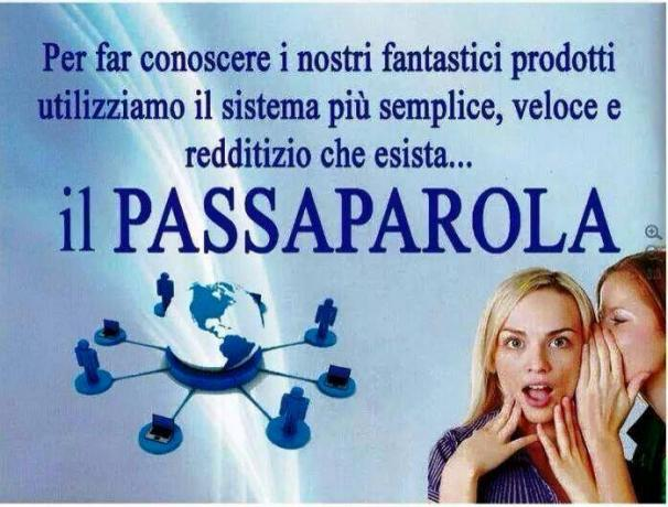 Che cosa è Network-Marketing? Marketing con Passaparola