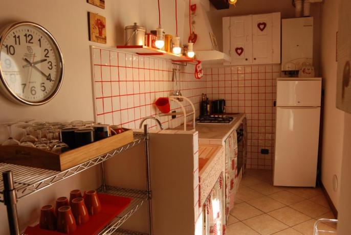 Cucina Appartamento Primo Piano