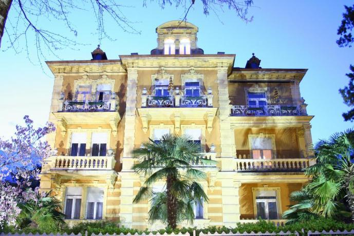 Hotel con camere romantiche a Merano centro