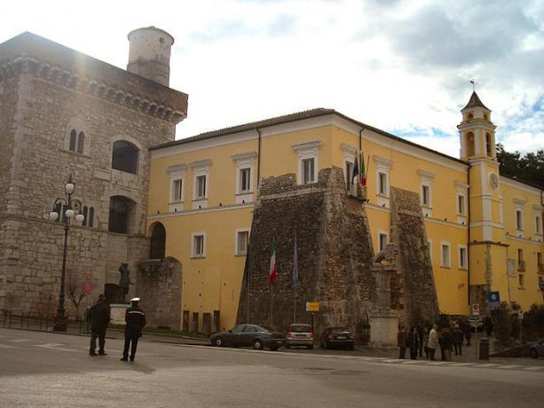 Residence a Benevento vicino Rocca dei Rettori