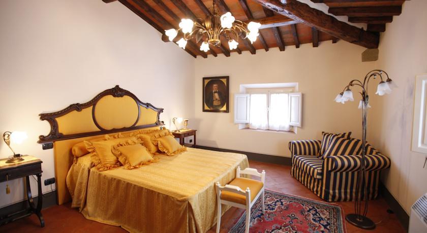 suite Berlioz matrimoniale in chianti Toscana