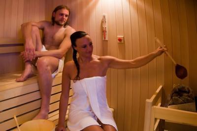 Sauna presso Chianciano Terme