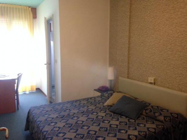 Camera comfort matrimoniale albergo in Veneto