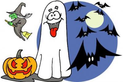 Halloween in Agriturismo, cena con il fantasma