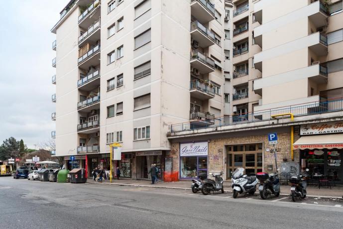 Roma vicino Castel Sant'Angelo appartamento 1 piano