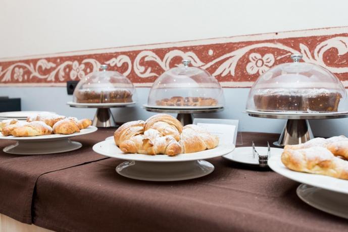Colazione tipica hotel Valdidentro vicino Sondrio