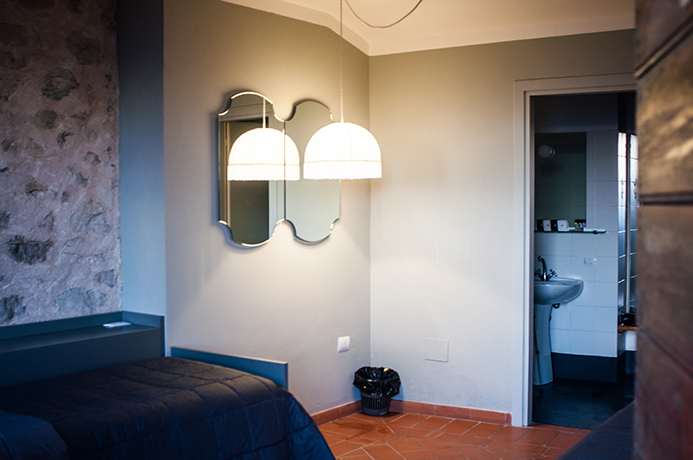 Confortevoli e luminose Suite in Castello Spoleto