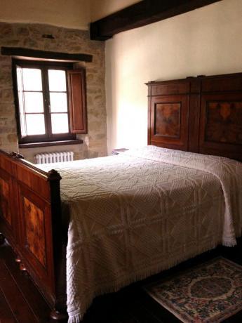 Appartamento La Rocciosa agriturismo vicino Assisi