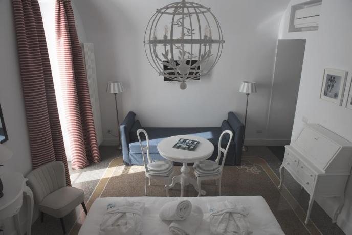 Suite con aria condizionata hotel Finale Ligure
