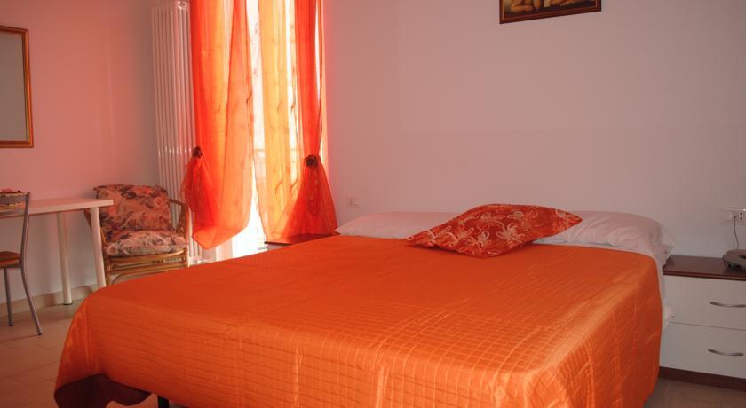 Camere confortevoli per coppie o famiglie