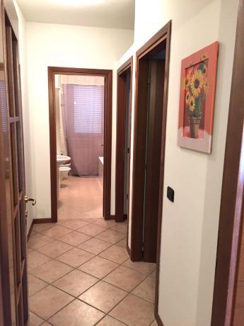 Appartamento a foligno con 2-3-4-5 posti letto