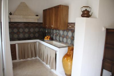 Suite Lavanda con cucina attrezzata