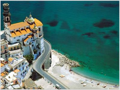 Seaside Hotels in Atrani, Best Price in Italy