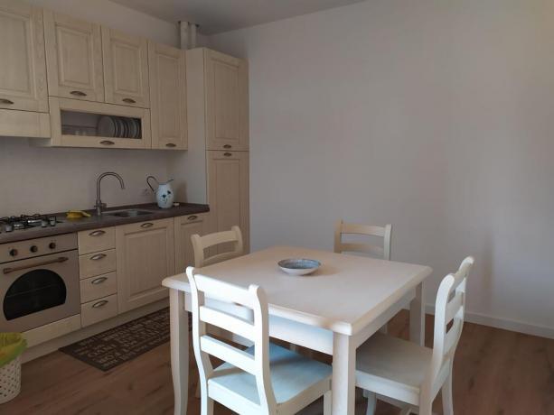 Appartamento-vacanze con cucina Macerata
