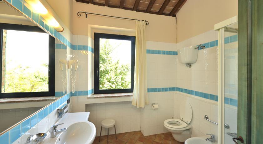 Resort con bagno privato sul trasimeno