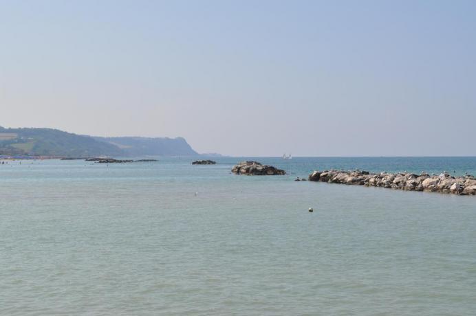Hotel a Fano con servizio spiaggia incluso