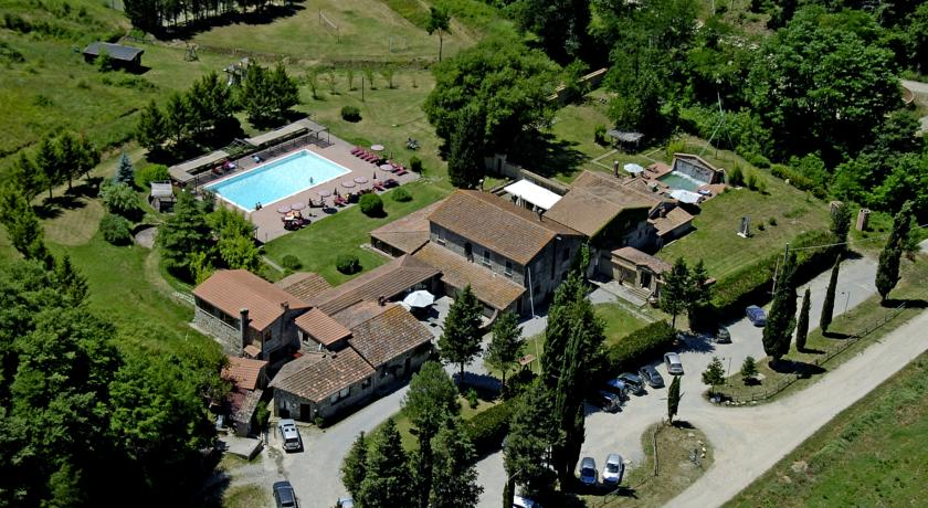 Eco resort vicino Terni