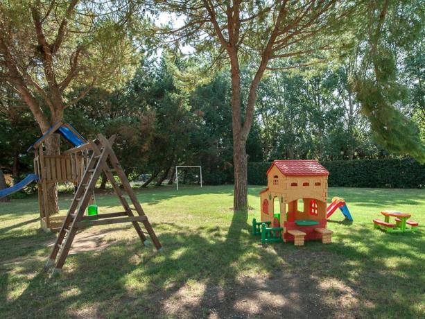 Agriturismo Perugia: ideale per Bambini