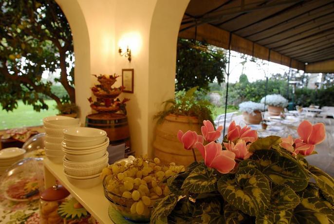 Agriturismo in Toscana con Prodotti km0 Orbetello