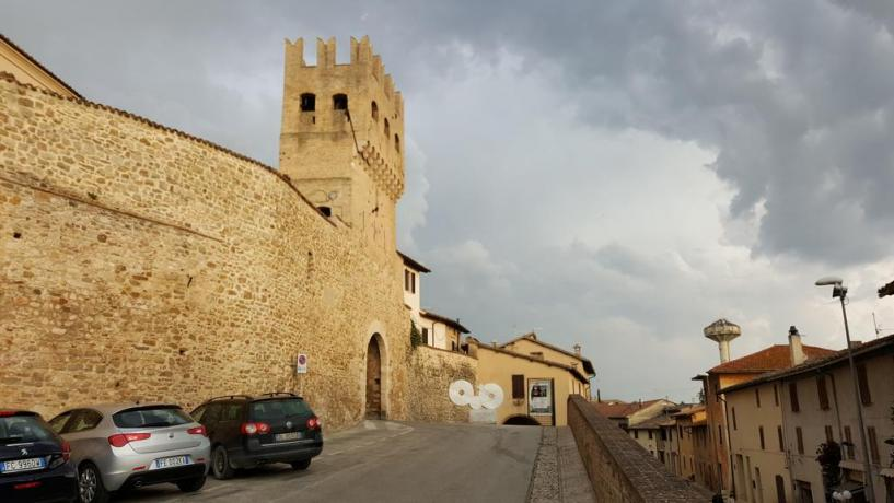 Centro storico di Montefalco