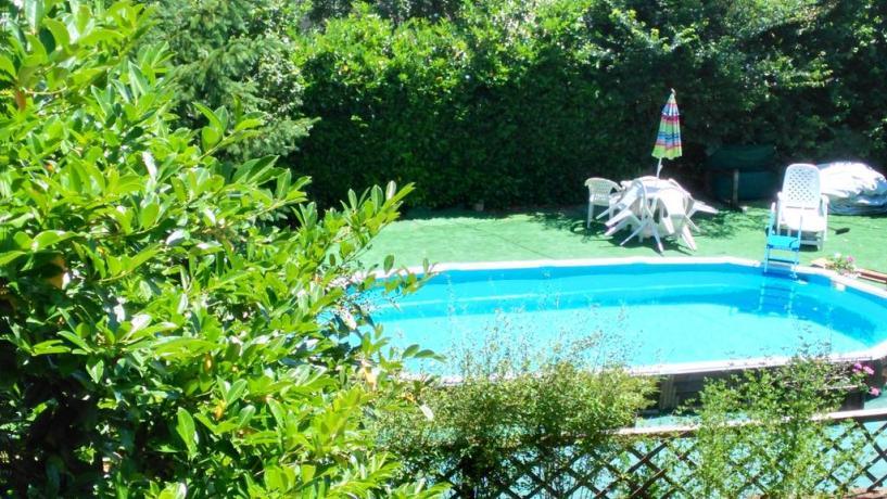 B&B con piscina attrezzata in Abruzzo