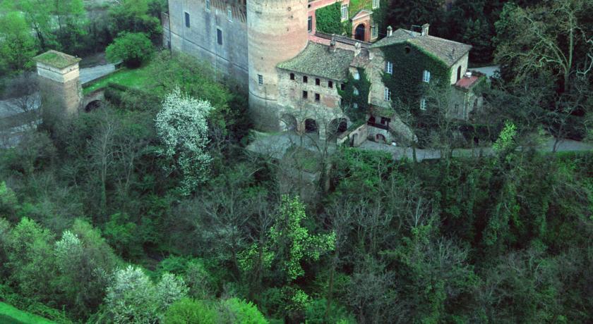 Castello del 1200 con romantiche camere