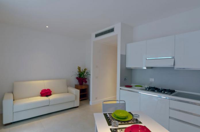 Appartamento Perugia Soggiorno con angolo cottura