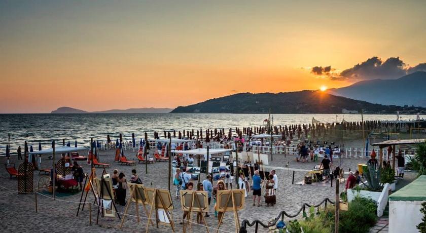 Hotel sulla Spiaggia a Marina di Minturno